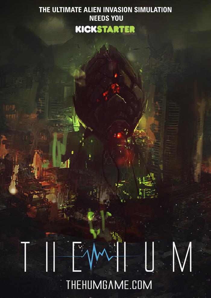 The Hum's Kickstarter Promo Image