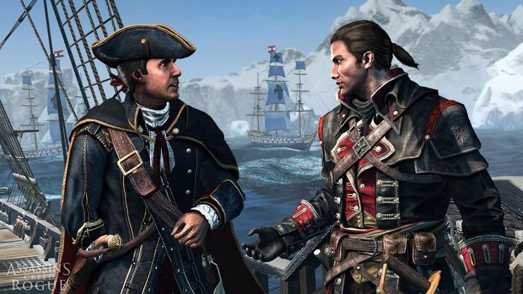 Assassins Creed Rogue Arctic Ocean