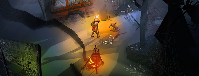 Flame in the Flood Scout