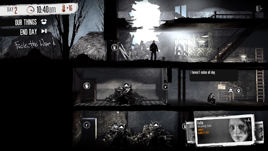 This War of Mine Home