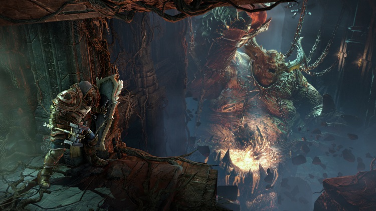 Lords Of the Fallen Massive Beast