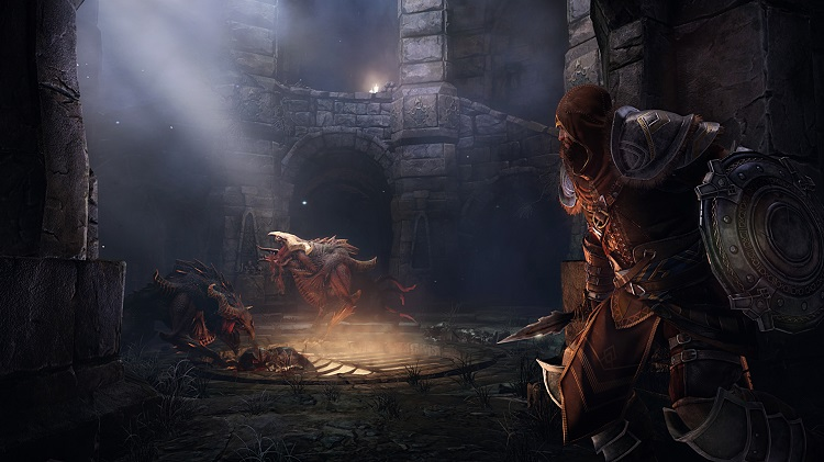 Lords Of The Fallen Rogue