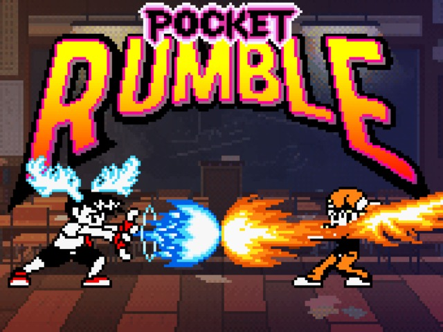 Not A Fighting Game Expert? 'Pocket Rumble' Is For You!