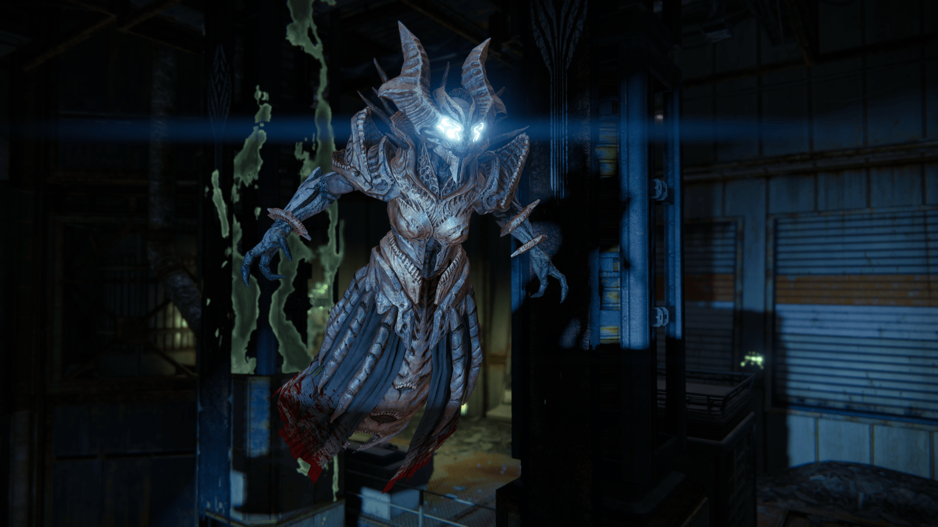 Omnigul is one of the coolest enemies to be introduced in The Dark Below. She's threatening and storied.