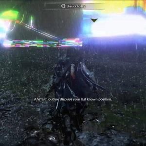 Shadow Of Mordor Neon Glitch 2