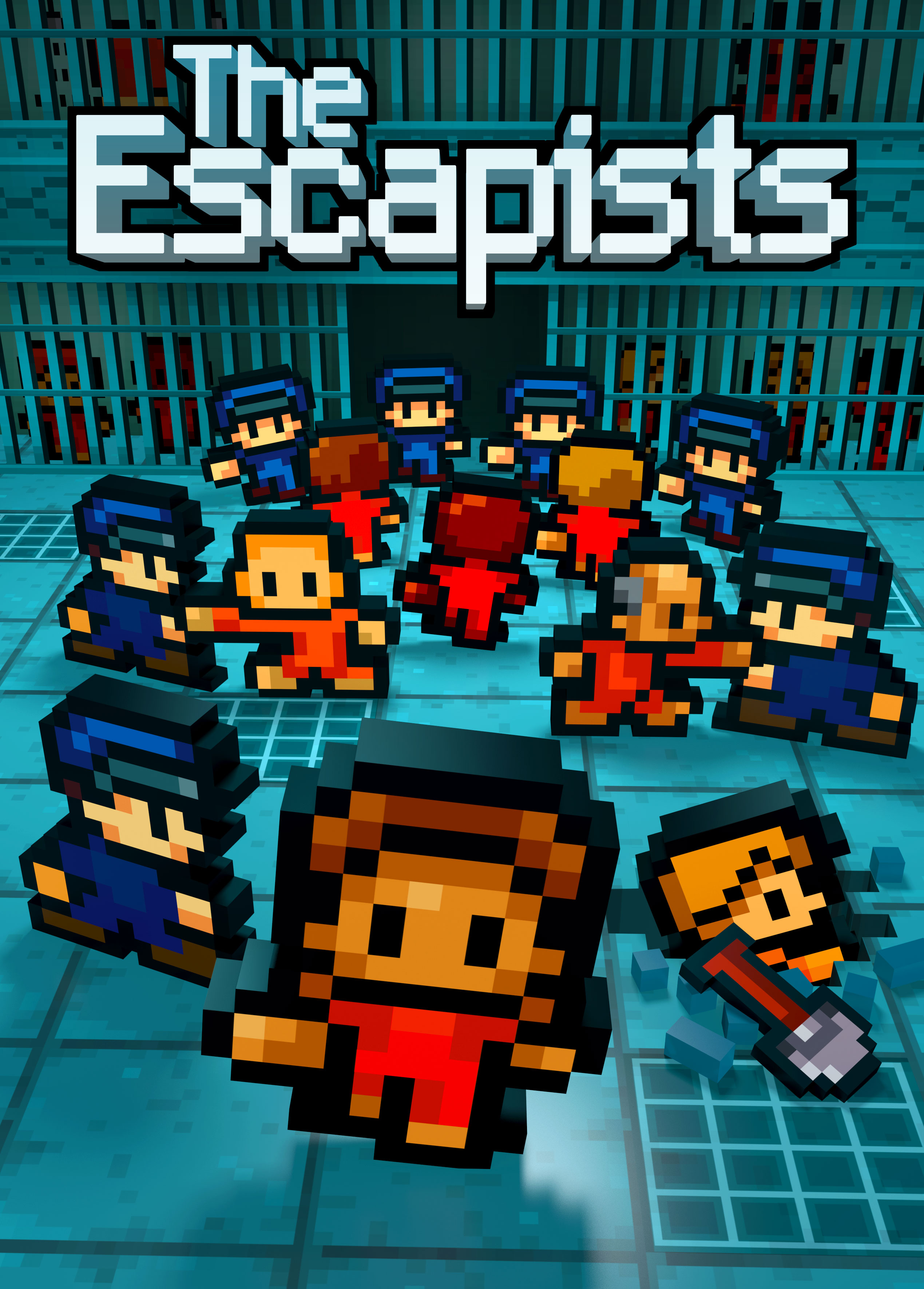 Get A Taste Of Prison Life In 'The Escapists' | ThumbThrone