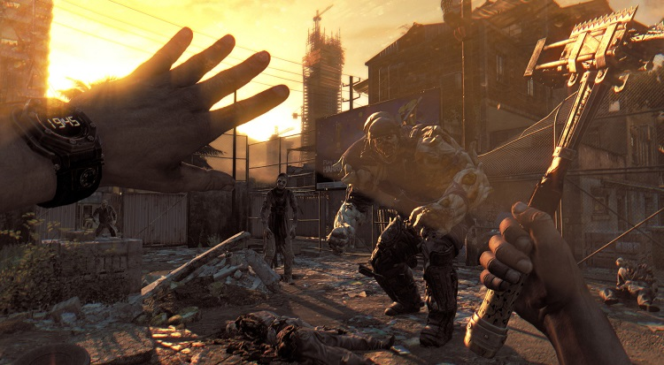 Dying Light Enemies
