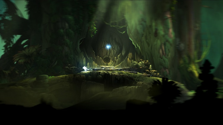 Ori And The Blind Forest Ginsu Tree