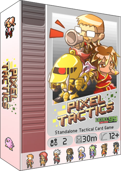 Wage Two-Dimensional War In 'Pixel Tactics'