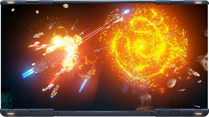 Starfall Tactics Engine