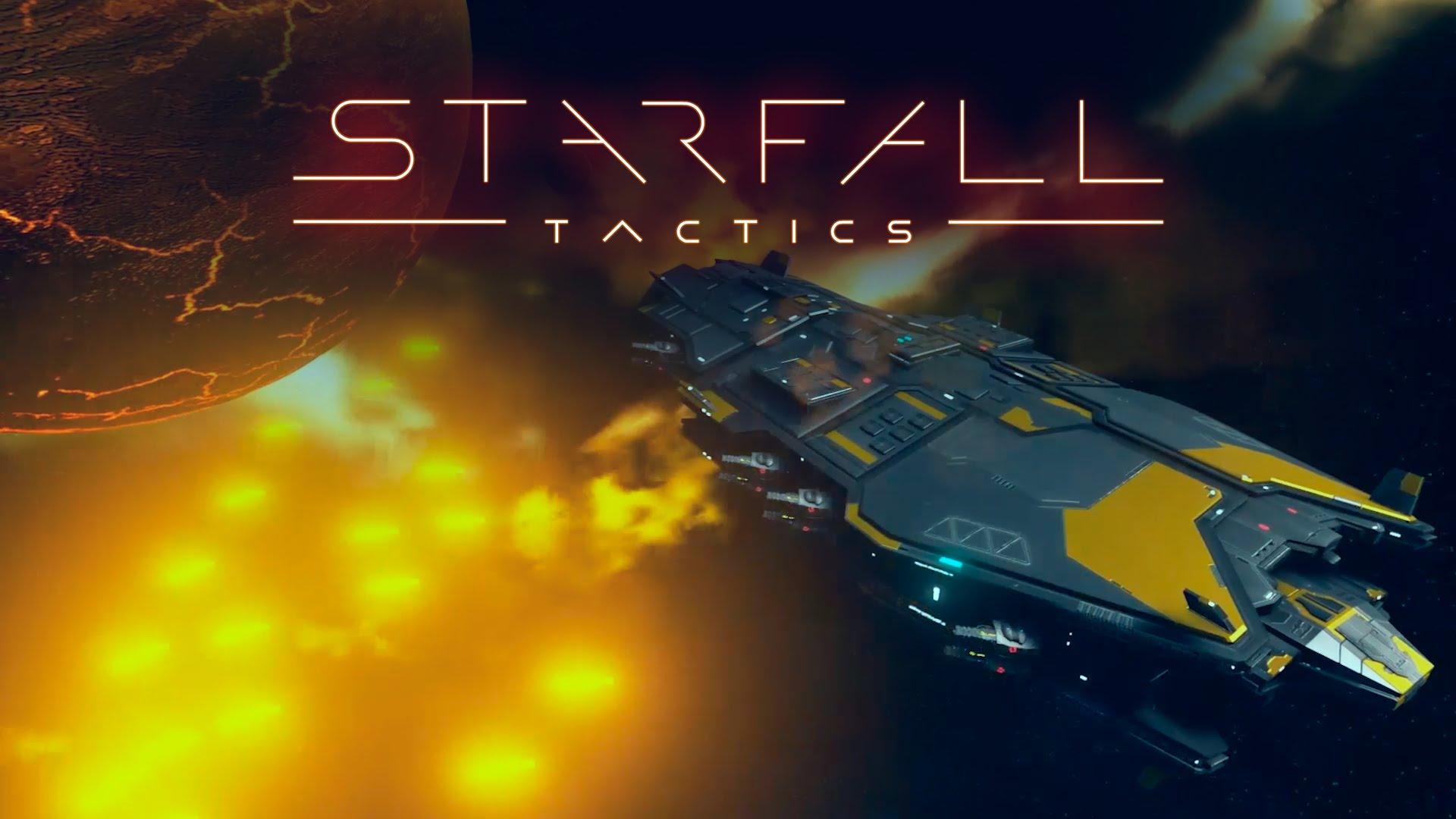 KickStarter Preview: Starfall Tactics