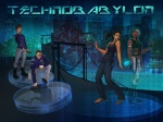'Technobabylon' Paints A Technologically Dystopian Future Through An Enthralling Point-And-Click Adventure