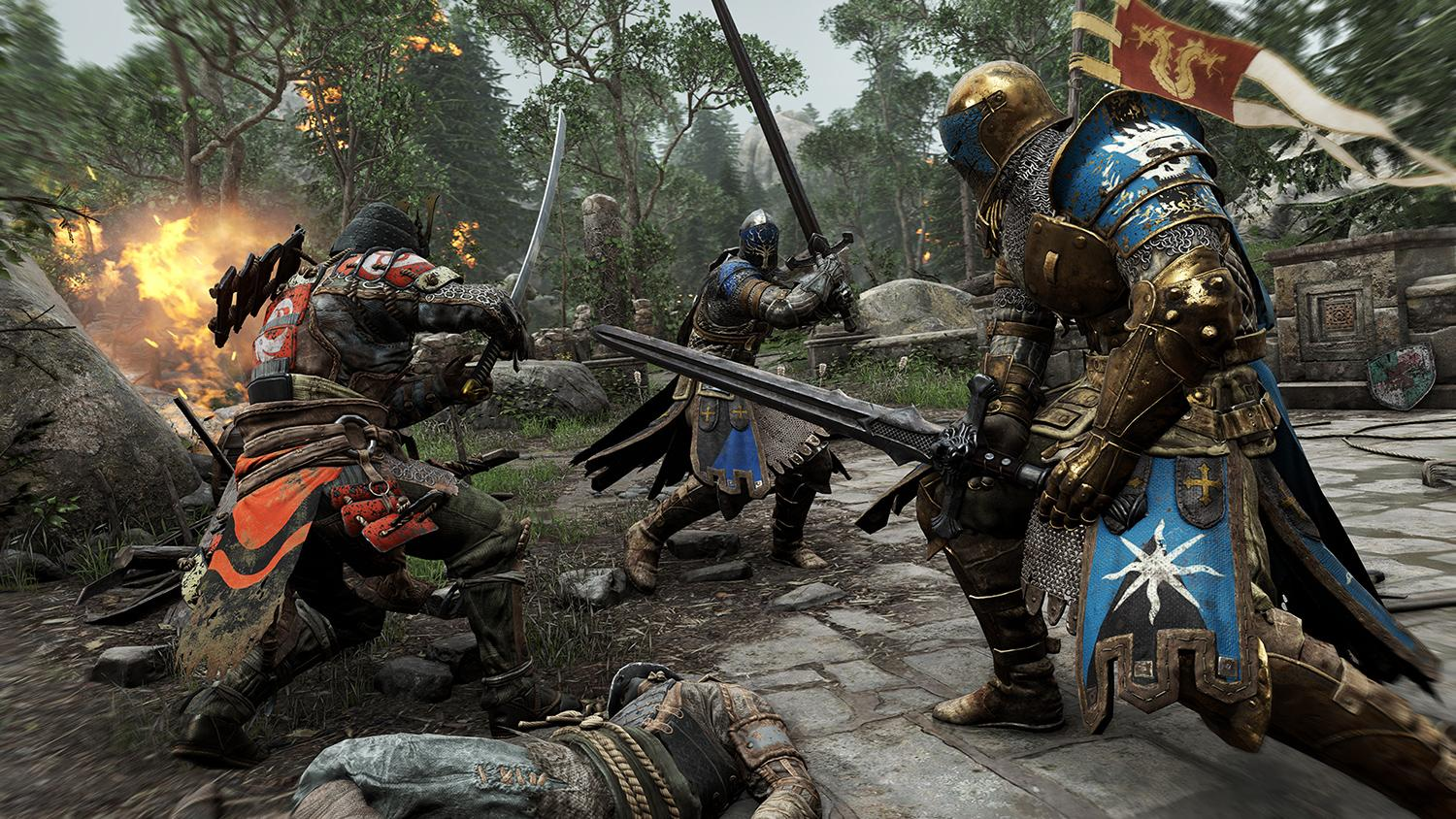 For-Honor-combat