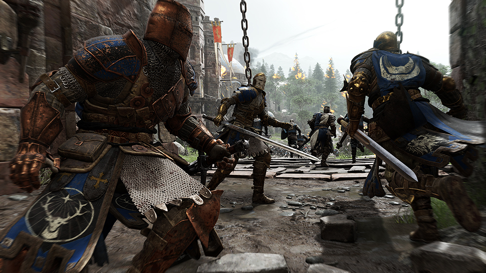 for_honor_gameplay