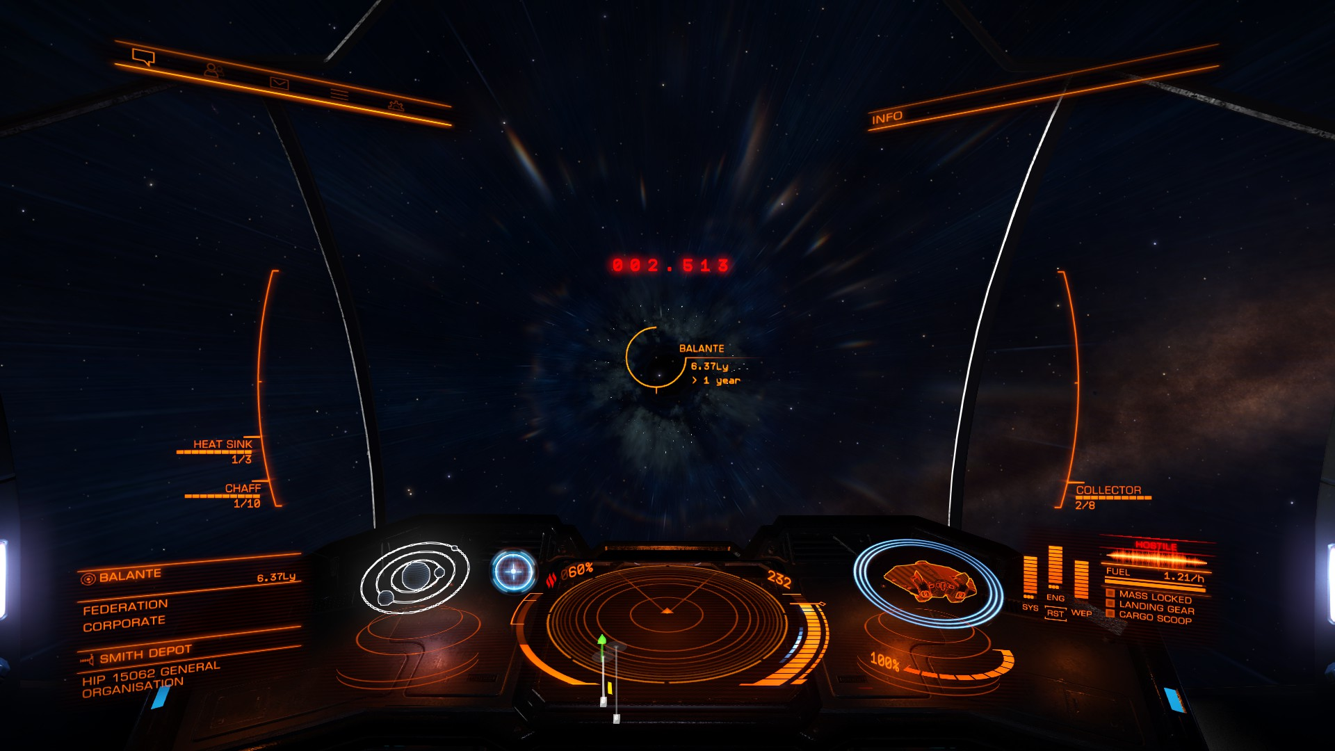 Elite: Dangerous Frame Shift