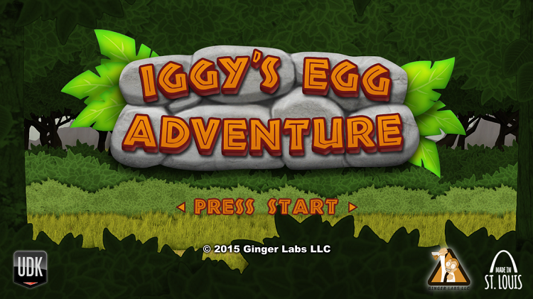 'Iggy's Egg Adventure' shows immense triumph in the face of impending failure