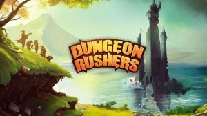 Dungeon Rushers Logo