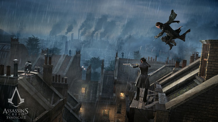 Assassins Creed Syndicate Evie Jump