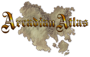 Arcadian Atlas Logo