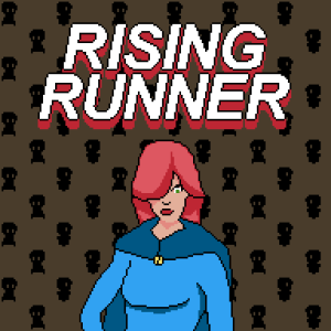 Rising Runner Logo