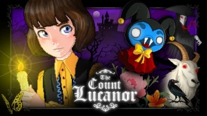 The Count Lucanor Logo