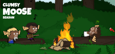 Build, punish, or provide for bumbling moose people in 'Clumsy Moose Season'