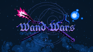 Wand Wars Logo