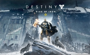 Destiny Rise Of Iron Logo
