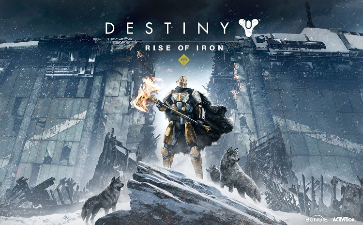 'Destiny: Rise of Iron' adds enthralling content and pays homage to the past