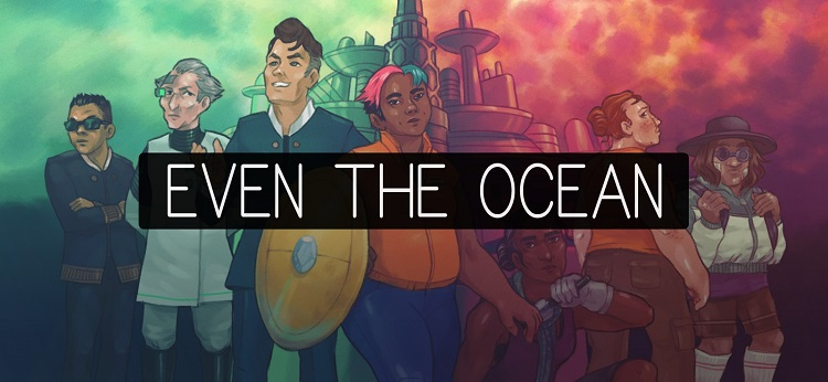 Use light and darkness to overcome obstacles in the story-driven 'Even The Ocean'