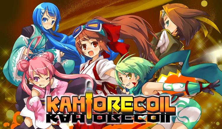 Battle against Yokai in the zero gravity indie shooter 'Kamio Recoil'