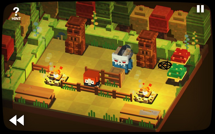 Slayaway Camp Stalking Camper