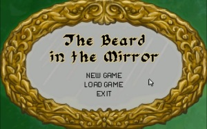 The Beard In The Mirror Logo