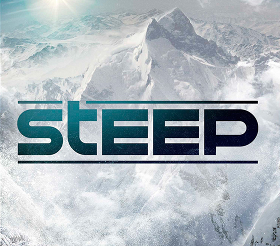 Conquer the snowy mountainside and indulge in winter sports in 'STEEP'