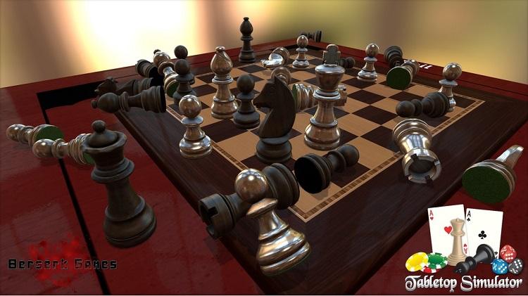 Tabletop Simulator Chess