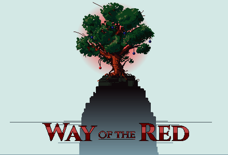 Become a mighty birdman swordsman and slice through your foes in 'Way of the Red'