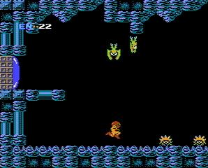 NES-Metroid