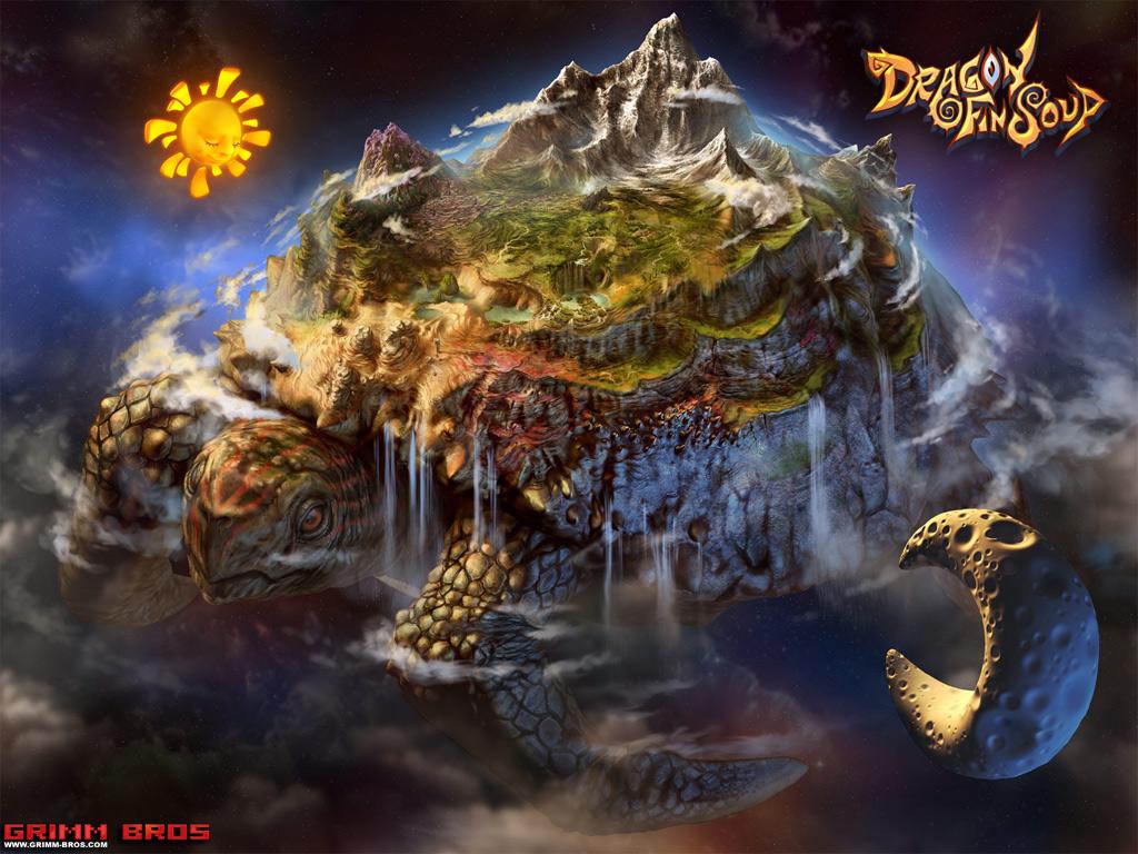 Dragon-Fin-Soup-Turtle-God-Asura