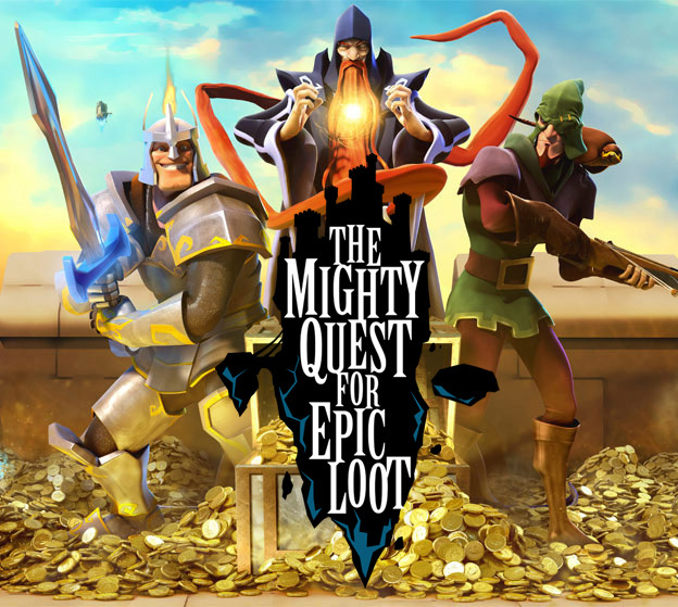Epic Quest For Mighty Loot– Open Beta Review