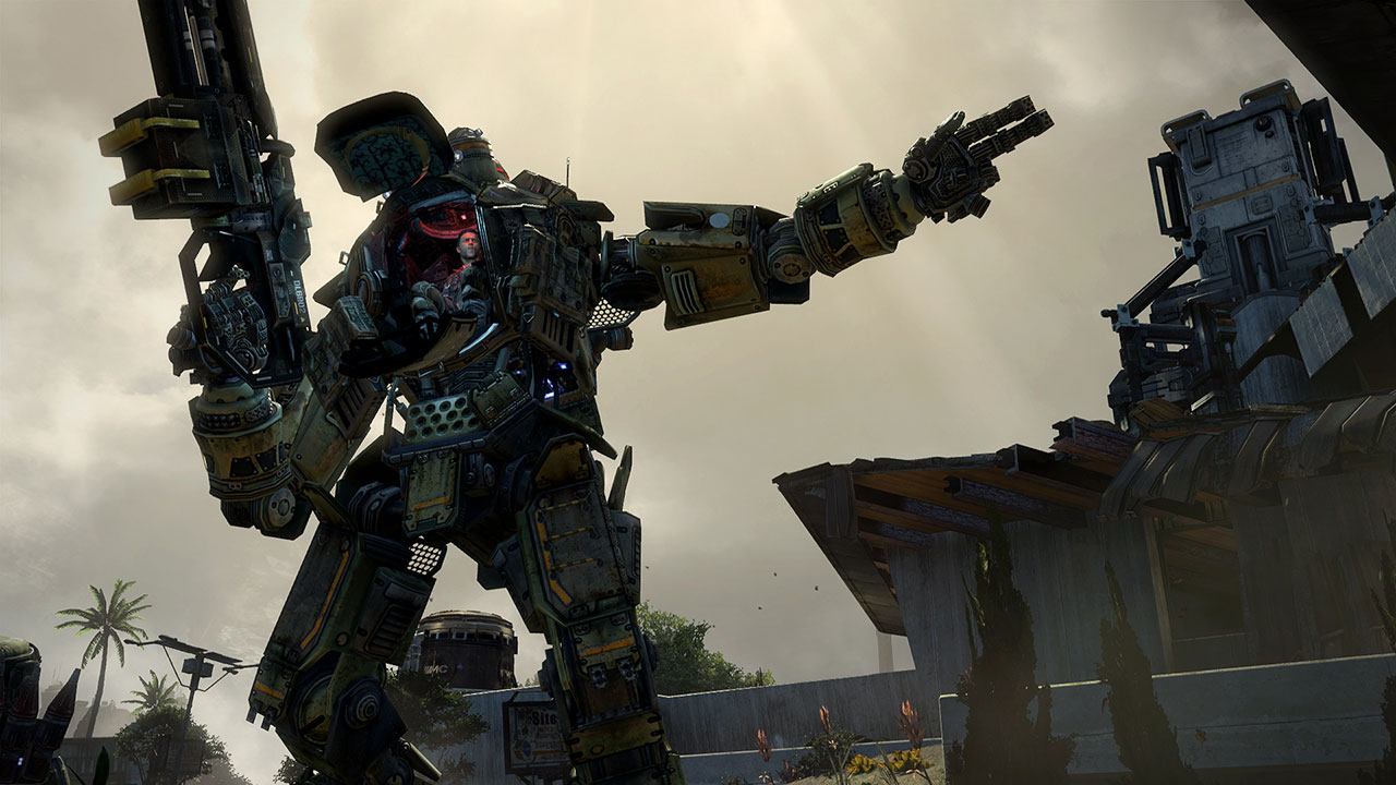Respawn's First Title: Titanfall Review