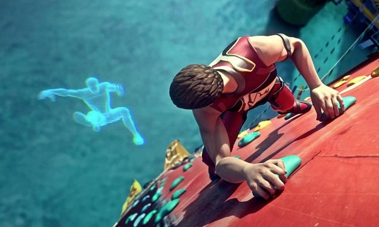 KinectSportsRivalsScreen1