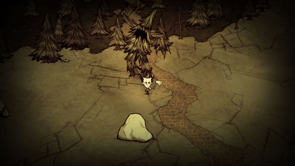 Don't Starve Reign Of Giants Tree Guardian