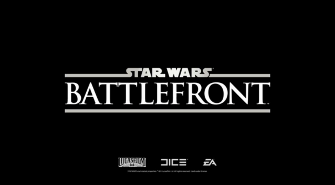 Star Wars Battlefront Coming And Going