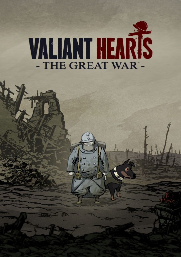 Valiant Hearts: The Great War Hits Hard in June