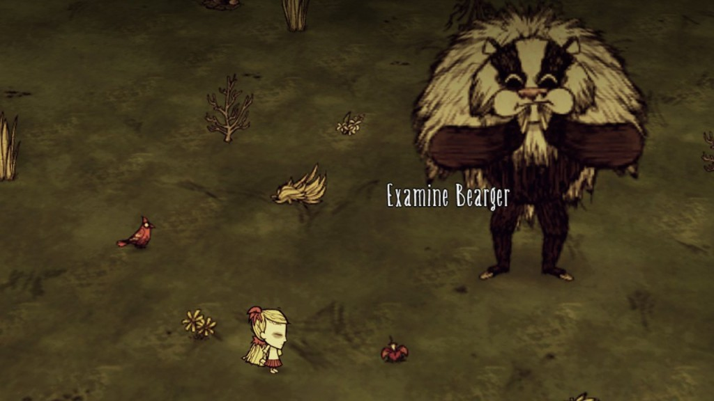 Don't Starve Reign Of Giants Bearger