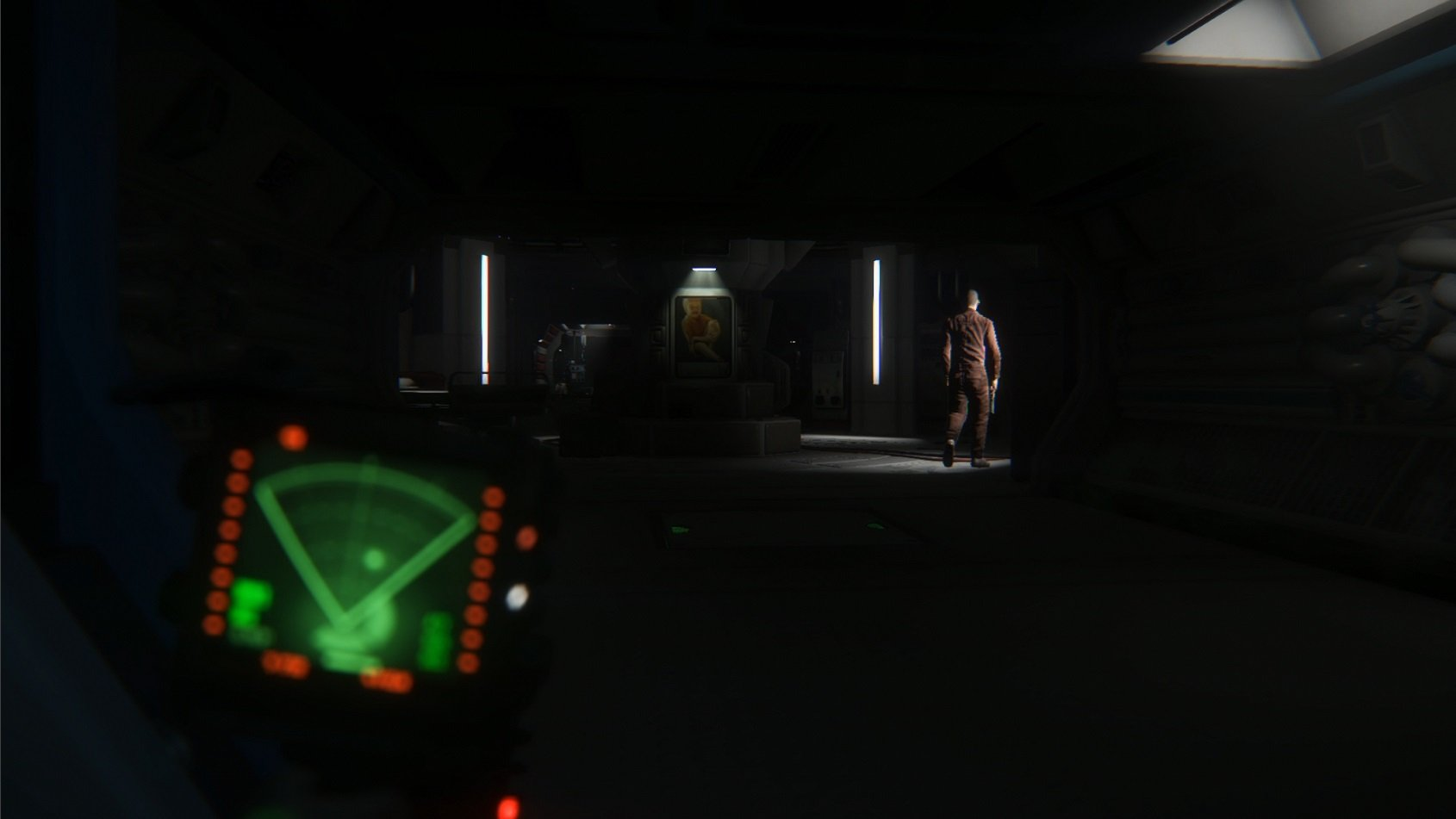 Alien Isolation Human