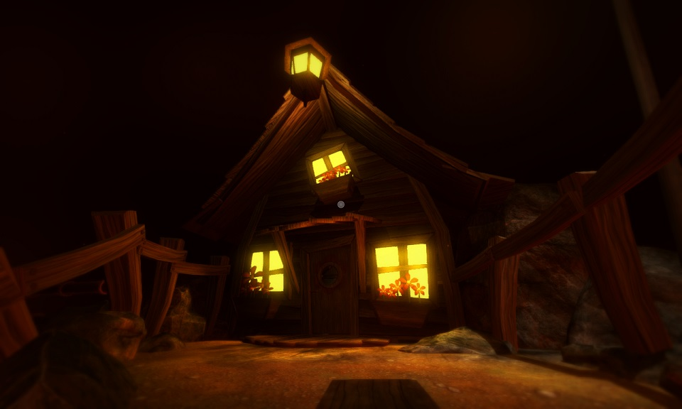 Among the Sleep: Playhouse
