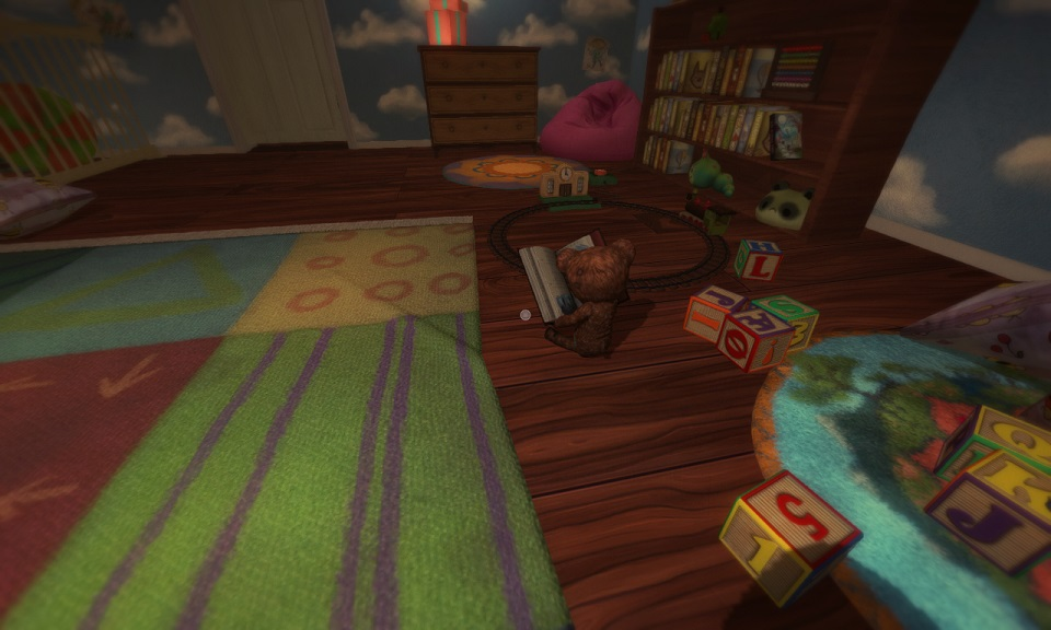 Among the Sleep: Teddy