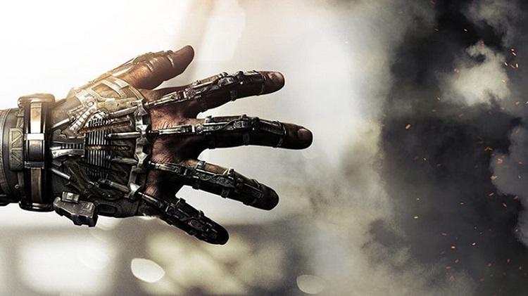 Call Of Duty Advanced Warfare Exoskeleton