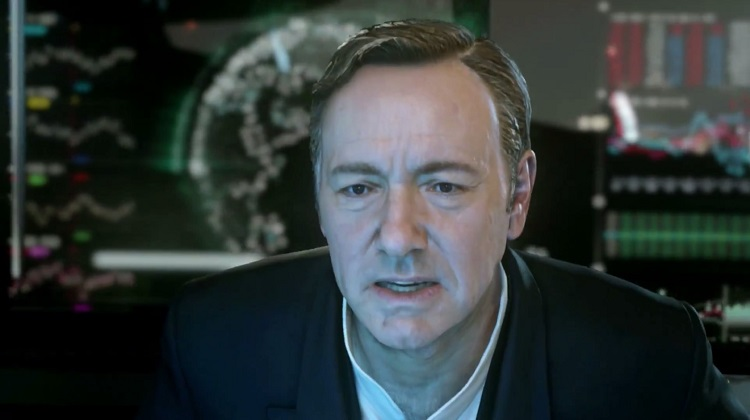Call Of Duty Advanced Warfare Jonathan Irons Kevin Spacey